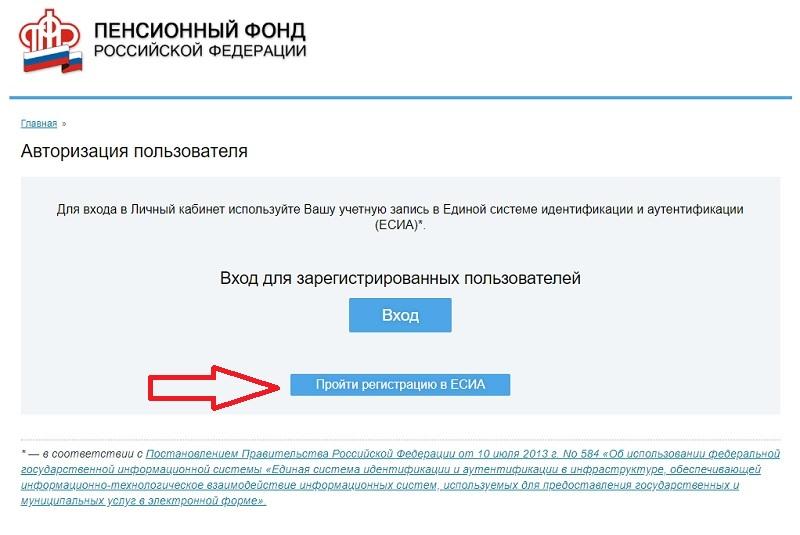 Пенсионный фонд личный кабинет нижний новгород регистрация закон потребительская корзина 2013